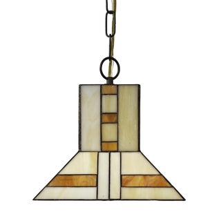 20th Century Arts and Crafts Style Pendant Light