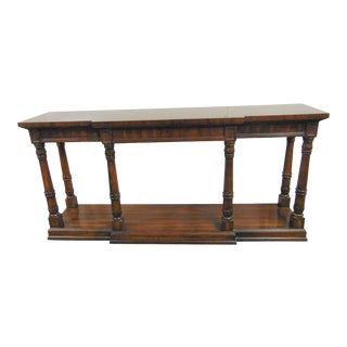 Heritage Grand Tour Italian Style Console Table For Sale