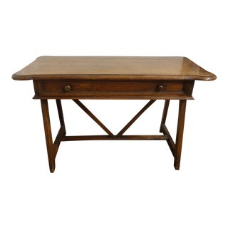 Antique Primitive Desk Table