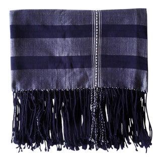 Handwoven Queen-Size Blanket For Sale