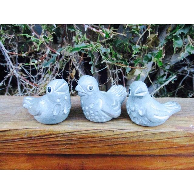 Isabel Bloom Love Birds - Set of 3 For Sale - Image 5 of 11