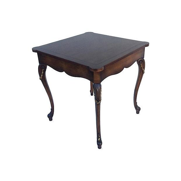 Italian Provencal Style Games Table - Image 4 of 7