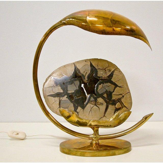 Henri Fernandez Table Lamp For Sale - Image 9 of 10