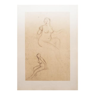 Renoir, Bathers, Large 1959 Lithograph