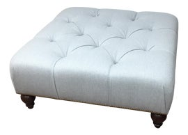 Image of Newly Made Tufted Ottomans