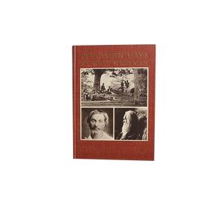 """""""Specimen Days"""" by Walt Whitman For Sale"""