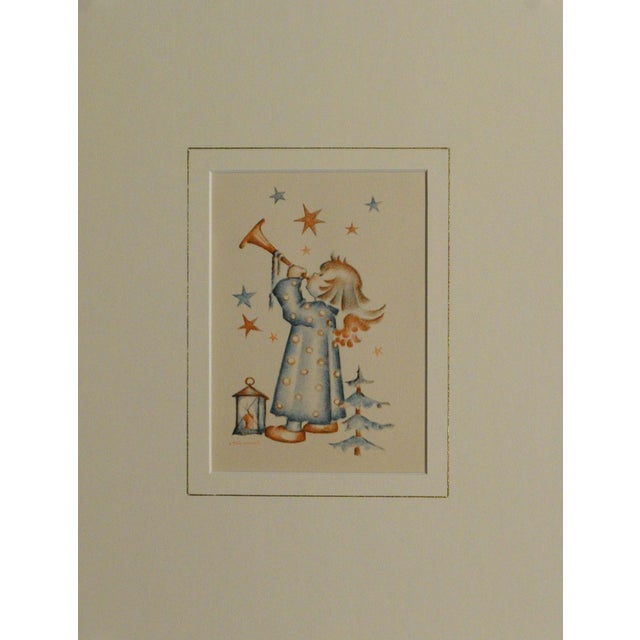 Hummel Christmas Prints - Pair - Image 5 of 5