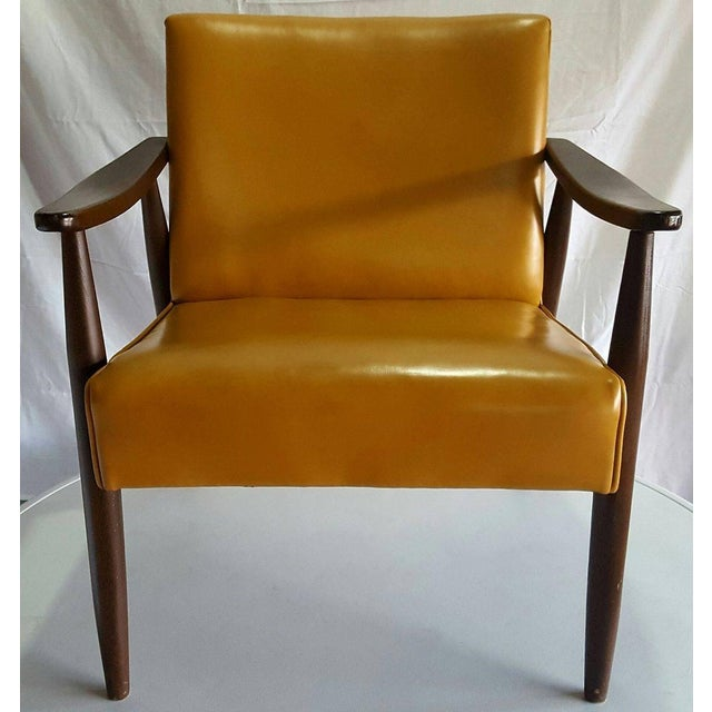 Mid-Century Modern Lounge Chair - Image 3 of 4