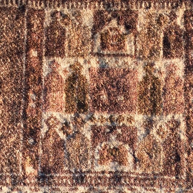 Baluchi Persian Rug - 2′10″ × 4′6″ - Image 8 of 8