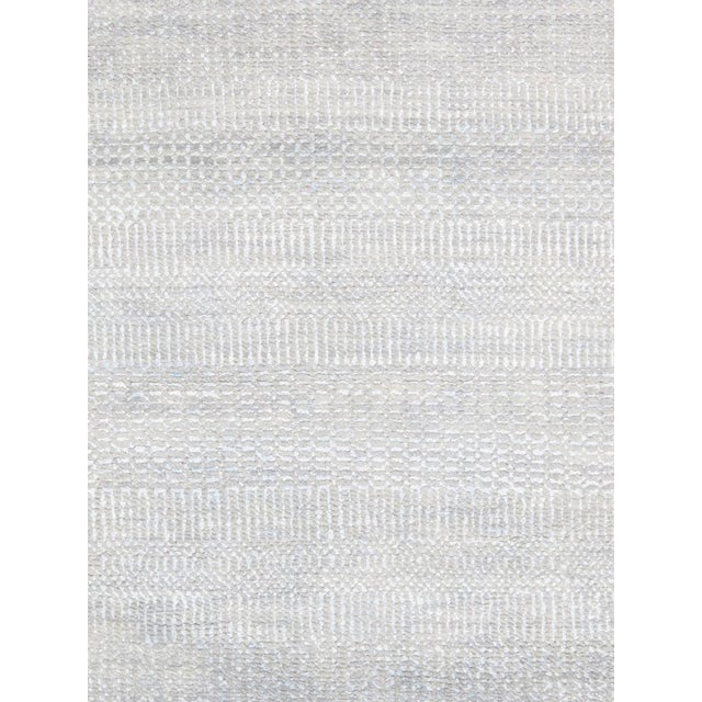 "Pasargad Transitional Silk & Wool Area Rug - 8'11"" X 11'10"" - Image 2 of 2"