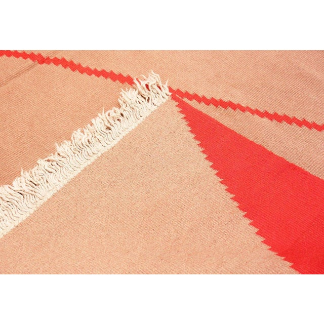 Antonin Kybal Vintage French Deco Rug - 9′6″ × 13′ For Sale - Image 4 of 10