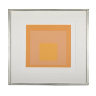 Josef Albers Homage to the Square From Formations: Articulation Folio II Folders 17. For Sale