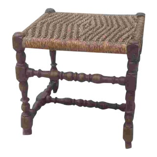 18th Century English stool For Sale