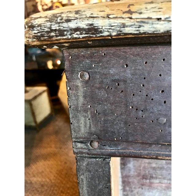 Late 18th Century Late 18th Century Italian Tuscan Bench For Sale - Image 5 of 9