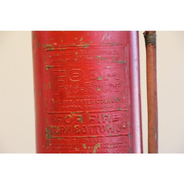 Vintage Fire Extinguisher - Image 5 of 9