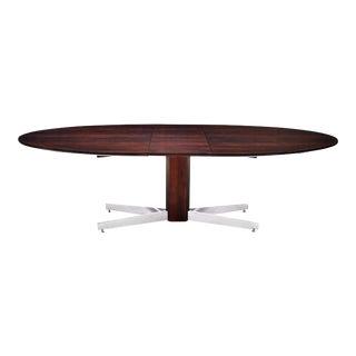 Jorge Zalszupin for l'Atelier Jacaranda Dining Table, Brazil 1960 For Sale