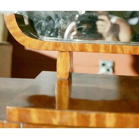 Art Deco Vanity With Mirror - Image 5 of 7