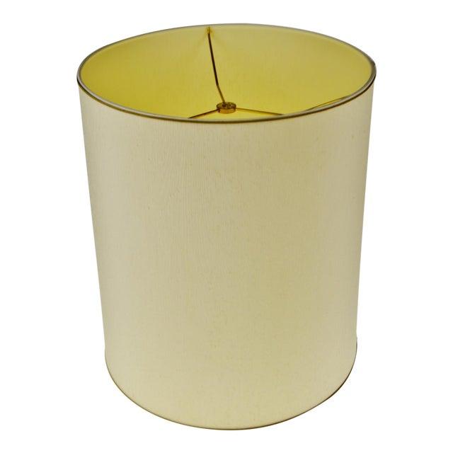Vintage stiffel drum lamp shade chairish vintage stiffel drum lamp shade image 1 of 8 aloadofball Choice Image