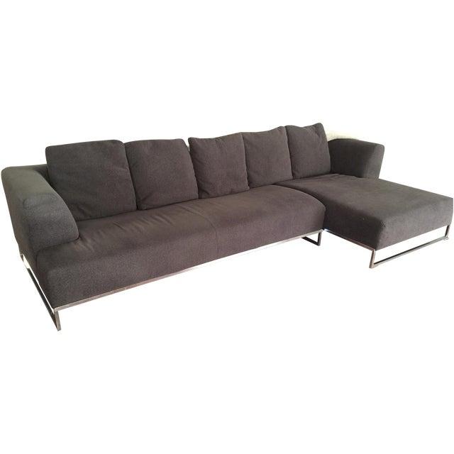 B&B Italia Antonio Citterio Solo Sofa - Image 1 of 9