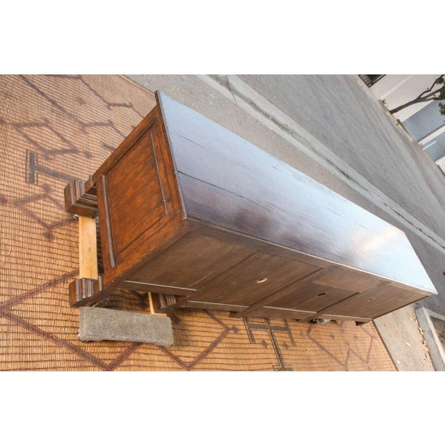 Mid Century Moroccan Handcrafted Decorative Desk For Sale - Image 9 of 10