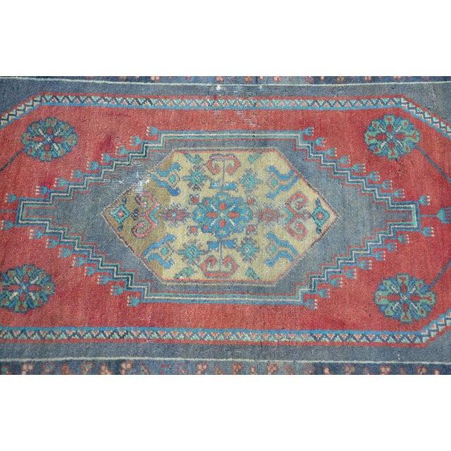 Anatolian Wool Turkish Rug - 3′4″ × 6′9″ For Sale - Image 5 of 6