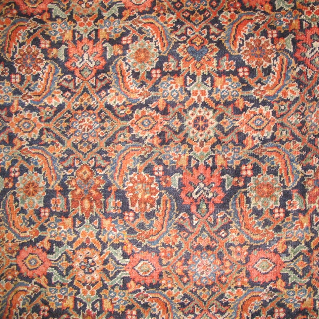 Fereghan Carpet with Classic Herati Design - Image 6 of 6