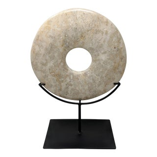 Marble Sculpture With Stand