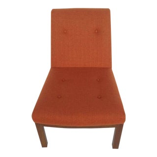 Slipper Chair by Edward Wormley for Dunbar For Sale