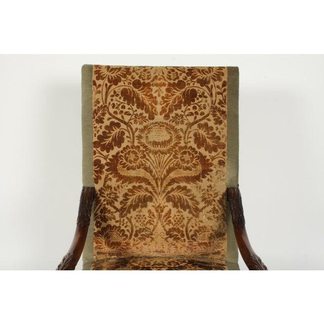Renaissance Revival 1890s Renaissance Revival-Style Armchair For Sale - Image 3 of 10