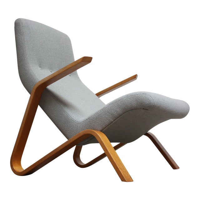 Early 'Grasshopper' Chair by Eero Saarinen for Knoll Associates For Sale