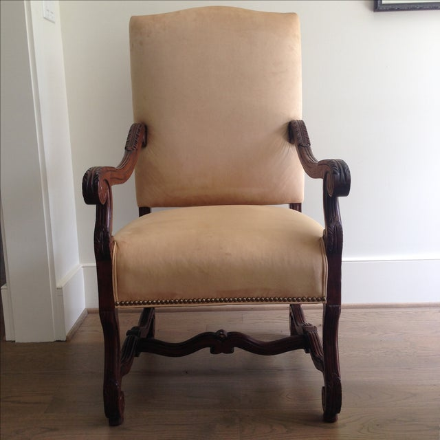 The 2 Provence Arm Chairs (Style #13401) by Fremarc and the 4 Provence Side Chairs (Style # 13400) are very high end,...