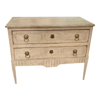 18th Century Neoclassical Commode For Sale