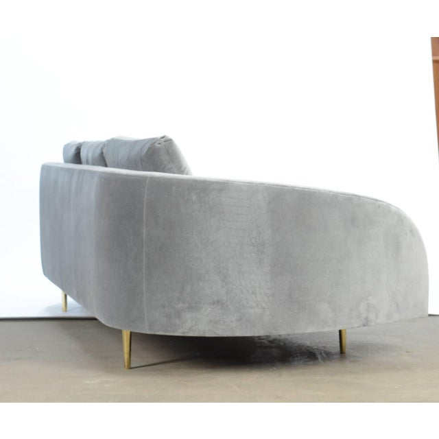 """""""Cloud's Rest"""" Sofa by 20th Century Studios For Sale - Image 4 of 10"""