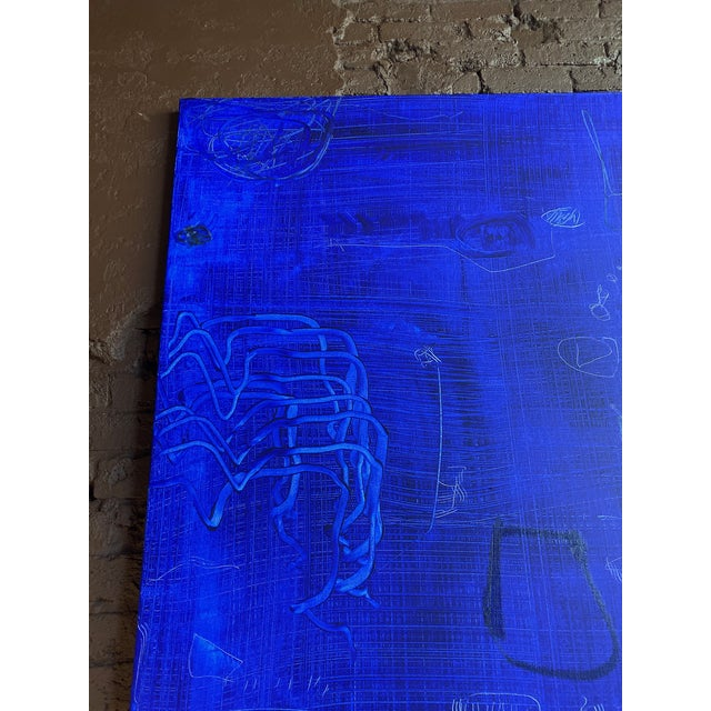 Monumental Contemporary Abstract XV by William McLure For Sale - Image 11 of 11