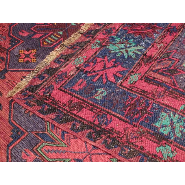 Sumak Carpet For Sale In New York - Image 6 of 7