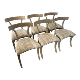 1900s Vintage Dining Chairs- Set of 6 For Sale