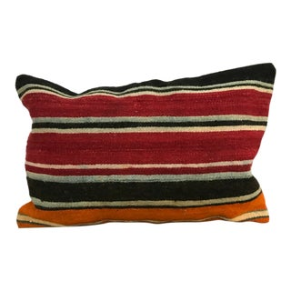 Handmade Traditional Stripe Pillow Case For Sale