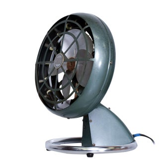 Art Deco Modern Industrial Electric Fan, Collectors Item Arvin For Sale