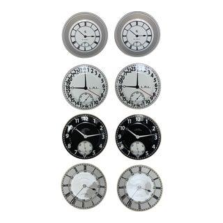 Vintage Ralph Lauren Watch Plates - Set of 8 For Sale