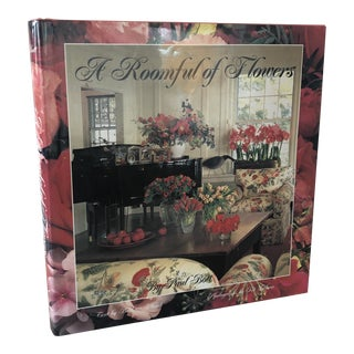 A Roomful of Flowers Book For Sale