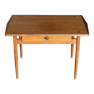 1956 John Kapel Hand Crafted Side / Entry Table For Sale