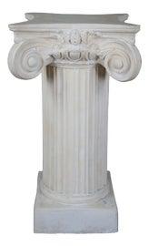 Image of Plaster Pedestals and Columns