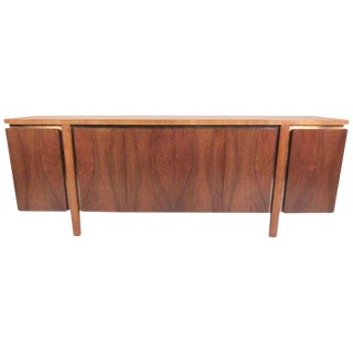 Mid-Century t.h. Robsjohn-Gibbings Sideboard for John Widdicomb For Sale