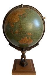Image of Steel Globes