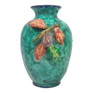 Mid Century Italian Bitossi Ceramic Vase