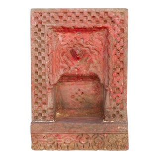 Nagori Large Stone Carved Niche For Sale