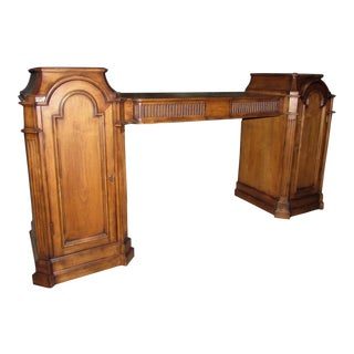 John Richard Gothic Alexander and Mary Sideboard For Sale