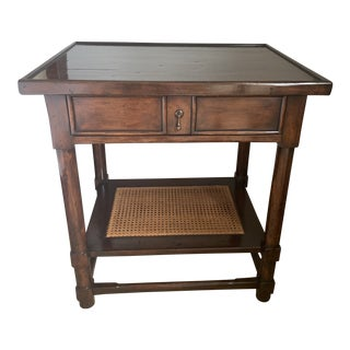 French Charles Pollack Side Table For Sale