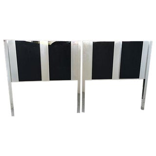 Modern Twin Headboards by Ello - A Pair For Sale