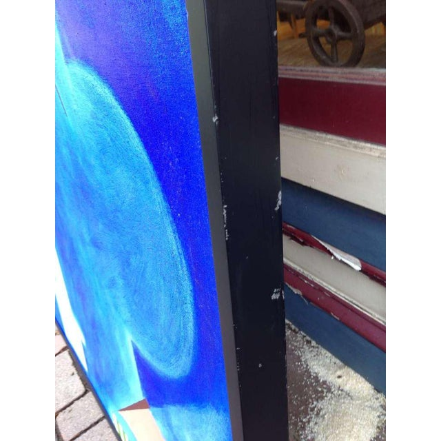 Abstract Painting by Doris Vlasik Hails For Sale In Palm Springs - Image 6 of 9